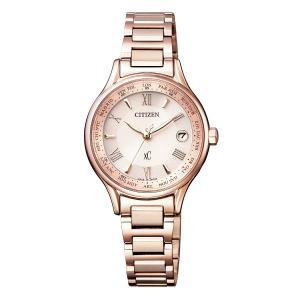 【今ならポーチプレゼント】 クロスシー XC シチズン CITIZEN 正規メーカー延長保証付き EC1164-53W 電波時計 正規品 腕時計|tokeikan