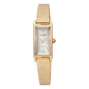 シチズン キー CITIZEN Kii 正規メーカー延長保証付き EG7043-50W 正規品 腕時計 tokeikan
