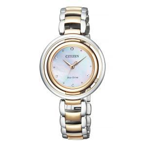 シチズン エル CITIZEN L 正規メーカー延長保証付き EM0666-97D 正規品 腕時計|tokeikan