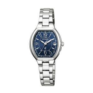 【今ならポーチプレゼント】 クロスシー XC シチズン CITIZEN 正規メーカー延長保証付き ES9360-58L 電波時計 正規品 腕時計|tokeikan