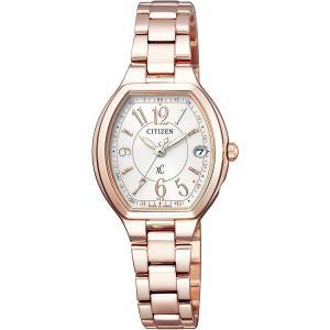 【今ならポーチプレゼント】 クロスシー XC シチズン CITIZEN 正規メーカー延長保証付き ES9362-52W 正規品 腕時計|tokeikan