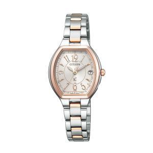 【今ならポーチプレゼント】 クロスシー XC シチズン CITIZEN 正規メーカー延長保証付き ES9364-57A 電波時計 正規品 腕時計|tokeikan