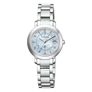【今ならポーチプレゼント】 クロスシー XC シチズン CITIZEN 正規メーカー延長保証付き ES9440-51W 限定 正規品 腕時計|tokeikan