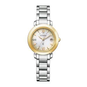 【今ならポーチプレゼント】 クロスシー XC シチズン CITIZEN 正規メーカー延長保証付き ES9447-51A 正規品 腕時計|tokeikan