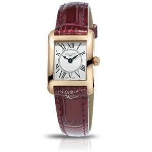 【10/1から値上げ】 フレデリックコンスタント FREDERIQUE CONSTANT FC-200MC14 カレ クォーツ 正規品 腕時計 tokeikan