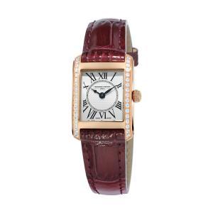 フレデリックコンスタント FREDERIQUE CONSTANT FC-200MCD14 カレ クォーツ 正規品 腕時計 tokeikan