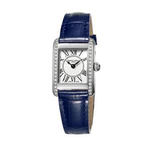 【10/1から値上げ】 フレデリックコンスタント FREDERIQUE CONSTANT FC-200MCD16 カレ クォーツ 正規品 腕時計 tokeikan