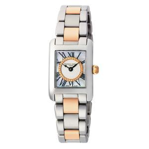 【10/1から値上げ】 フレデリックコンスタント FREDERIQUE CONSTANT FC-200MPDC12B カレ レディ 正規品 腕時計 tokeikan