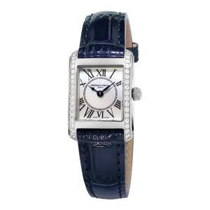 【10/1から値上げ】 フレデリックコンスタント FREDERIQUE CONSTANT FC-200MPWCD16 カレ クォーツ 正規品 腕時計 tokeikan