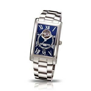 cc9b0430b6 正規品 FREDERIQUE CONSTANT フレデリックコンスタント FC-315DNS4C26B CARREE HEART BEAT&DATE  AUTOMATIC 腕時計