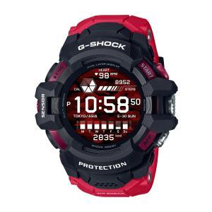 カシオ CASIO ジーショック G-SHOCK GSW-H1000-1A4JR G-SQUAD(ジー・スクワッド) 正規品 腕時計|tokeikan