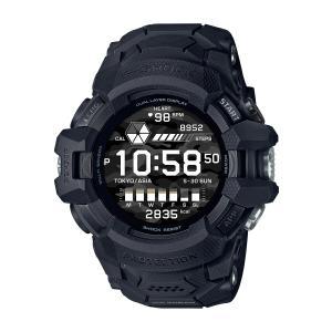 カシオ CASIO ジーショック G-SHOCK GSW-H1000-1AJR G-SQUAD(ジー・スクワッド) 正規品 腕時計|tokeikan