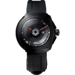 """【正規品】 GSX 【ジーエスエックス】 GSX400SWS-2""""帝国軍モデル【GALACTIC EMPIRE(TM)】 300本限定""""【腕時計】"""