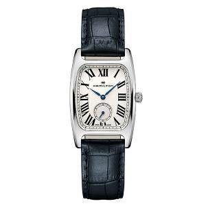 ハミルトン HAMILTON H13421611 ボルトン クォーツ Lサイズ 正規品 腕時計|tokeikan