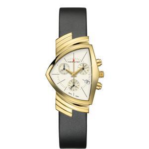 ハミルトン HAMILTON H24422751 ベンチュラ クロノ クォーツ 正規品 腕時計|tokeikan