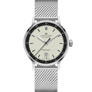 ハミルトン HAMILTON H38425120 イントラマティック オート 40mm 正規品 腕時計|tokeikan