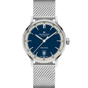 ハミルトン HAMILTON H38425140 イントラマティック オート 40mm 正規品 腕時計|tokeikan