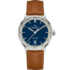 ハミルトン HAMILTON H38425540 イントラマティック オート 40mm 正規品 腕時計|tokeikan