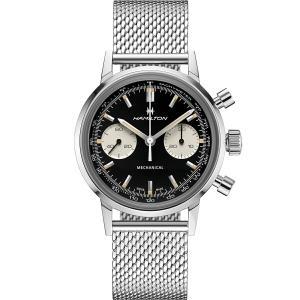 ハミルトン HAMILTON H38429130 イントラマティック クロノグラフ H 正規品 腕時計|tokeikan