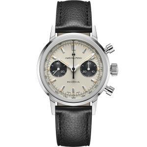 ハミルトン HAMILTON H38429710 イントラマティック クロノグラフ H 正規品 腕時計|tokeikan