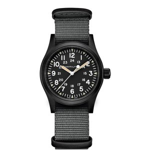 ハミルトン HAMILTON H69409930 カーキ フィールド メカニカル 38mm 80時間パワーリザーブ 正規品 腕時計|tokeikan