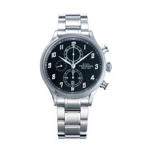 天賞堂オリジナルウォッチ HTR01SS・LE ヒストリカルクロノグラフ 正規品 腕時計|tokeikan