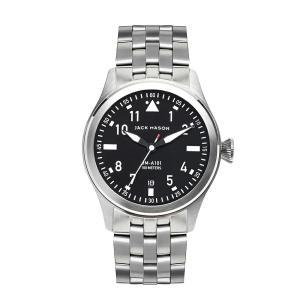 ジャックメイソン JACK MASON JM-A101-010 アヴィエーション 正規品 腕時計 tokeikan