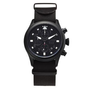 ジャックメイソン JACK MASON JM-A102-405 アヴィエーション クロノ ブラックアウトモデル 日本限定モデル 正規品 腕時計 tokeikan
