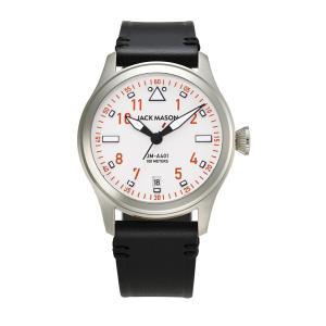 ジャックメイソン JACK MASON JM-A401-005 アヴィエーション レスキューオレンジ 日本限定モデル 正規品 腕時計 tokeikan