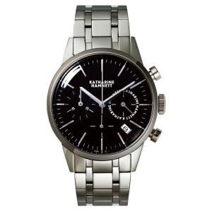 キャサリンハムネット KATHARINE HAMNETT KH20C4-B34 クロノグラフ 正規品 腕時計 tokeikan