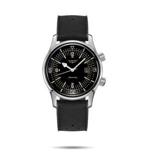 ロンジン LONGINES L3.774.4.50.9 ヘリテージ レジェンドダイバー 正規品 腕時計 tokeikan