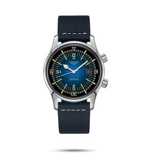 ロンジン LONGINES L3.774.4.90.2 ヘリテージ レジェンドダイバー 正規品 腕時計 tokeikan