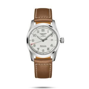 ロンジン LONGINES L3.810.4.73.2 スピリット COSC認定クロノメーター 正規品 腕時計 tokeikan