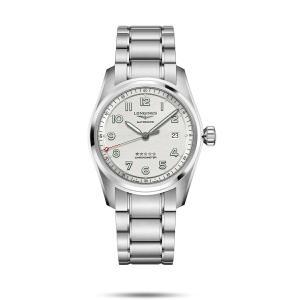 ロンジン LONGINES L3.810.4.73.6 スピリット COSC認定クロノメーター 正規品 腕時計 tokeikan