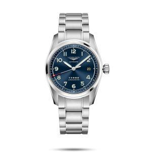 ロンジン LONGINES L3.810.4.93.6 スピリット COSC認定クロノメーター 正規品 腕時計 tokeikan