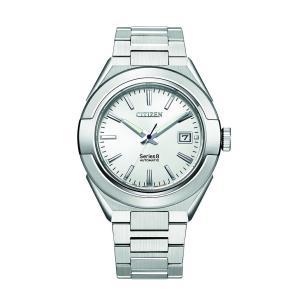 【モバイルアクセサリーケース付き】 シリーズエイト Series 8 シチズン CITIZEN NA1000-88A 870 メカニカル 正規品 腕時計|tokeikan