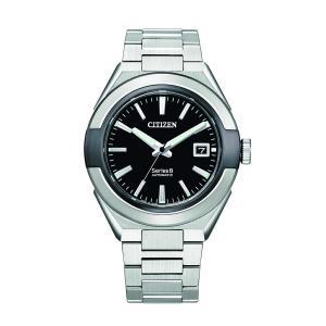 【モバイルアクセサリーケース付き】 シリーズエイト Series 8 シチズン CITIZEN NA1004-87E 870 メカニカル 正規品 腕時計|tokeikan