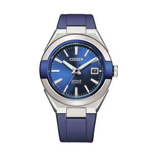 【モバイルアクセサリーケース付き】 シリーズエイト Series 8 シチズン CITIZEN NA1005-17L 870 メカニカル 正規品 腕時計|tokeikan