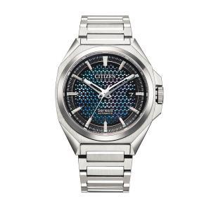 【モバイルアクセサリーケース付き】 シリーズエイト Series 8 シチズン CITIZEN NA1010-84X 830 メカニカル 正規品 腕時計|tokeikan