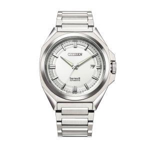 【モバイルアクセサリーケース付き】 シリーズエイト Series 8 シチズン CITIZEN NB6010-81A 831 メカニカル 正規品 腕時計|tokeikan