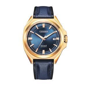 【モバイルアクセサリーケース付き】 シリーズエイト Series 8 シチズン CITIZEN NB6012-18L 831 メカニカル 正規品 腕時計|tokeikan