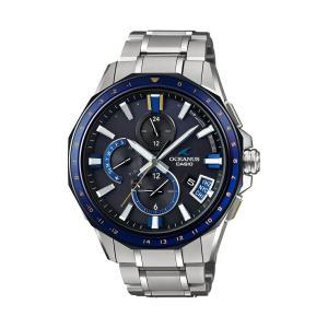 オシアナス OCEANUS カシオ CASIO OCW-G2000G-1AJF Bluetooth搭載GPS電波ソーラー 正規品 腕時計|tokeikan