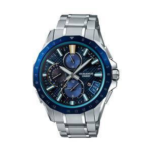 オシアナス OCEANUS カシオ CASIO OCW-G2000RA-1AJF Bluetooth搭載GPS電波ソーラー 正規品 腕時計|tokeikan