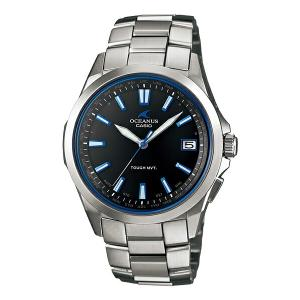 オシアナス OCEANUS カシオ CASIO OCW-S100-1AJF 3 Hands Models スリーハンズモデル 正規品 腕時計|tokeikan