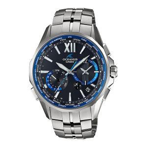 オシアナス OCEANUS カシオ CASIO OCW-S3400-1AJF Manta マンタ スマートアクセス搭載 正規品 腕時計|tokeikan