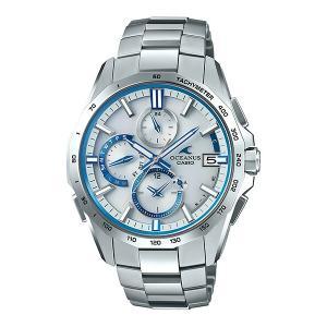 オシアナス OCEANUS カシオ CASIO OCW-S4000F-7AJF マンタ Bluetooth搭載 正規品 腕時計|tokeikan
