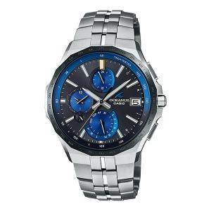 オシアナス OCEANUS カシオ CASIO OCW-S5000E-1AJF マンタ Bluetooth搭載 正規品 腕時計|tokeikan