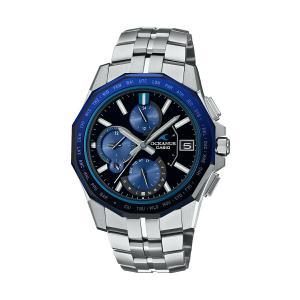 オシアナス OCEANUS カシオ CASIO OCW-S6000-1AJF マンタ Bluetooth搭載 正規品 腕時計 tokeikan