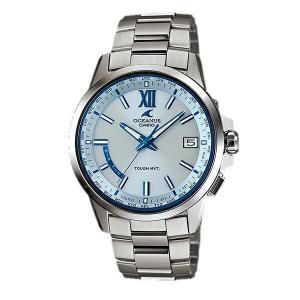 オシアナス OCEANUS カシオ CASIO OCW-T150-2AJF 3 Hands Models スリーハンズモデル 正規品 腕時計|tokeikan