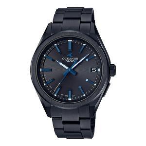 オシアナス OCEANUS カシオ CASIO OCW-T200SB-1AJF 3針モデル 正規品 腕時計 tokeikan